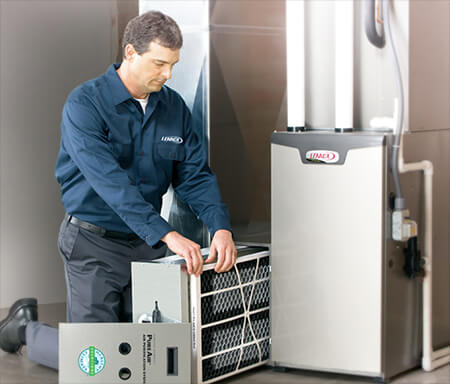 Lennox-Technician-Furnace-Tune-Up