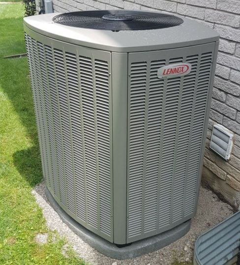 Lennox Air Conditioning >> Air Conditioning Repair Paul S Heating Air Conditioning Inc