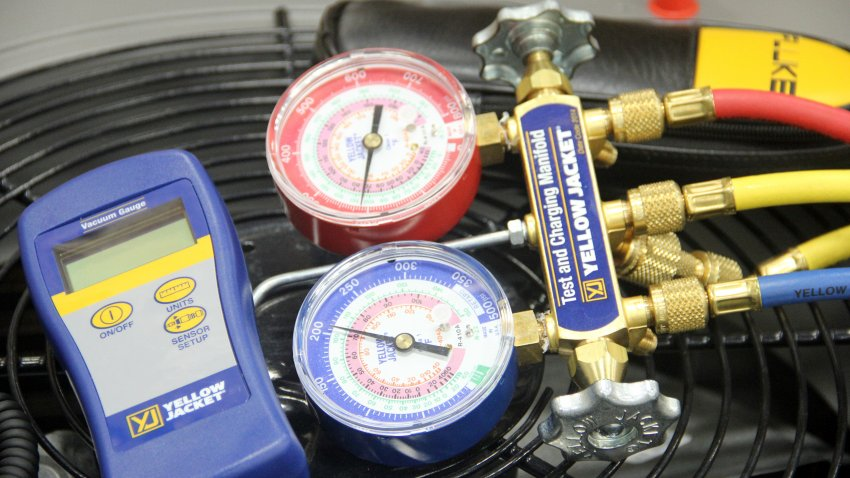 Refrigerant-Gauges