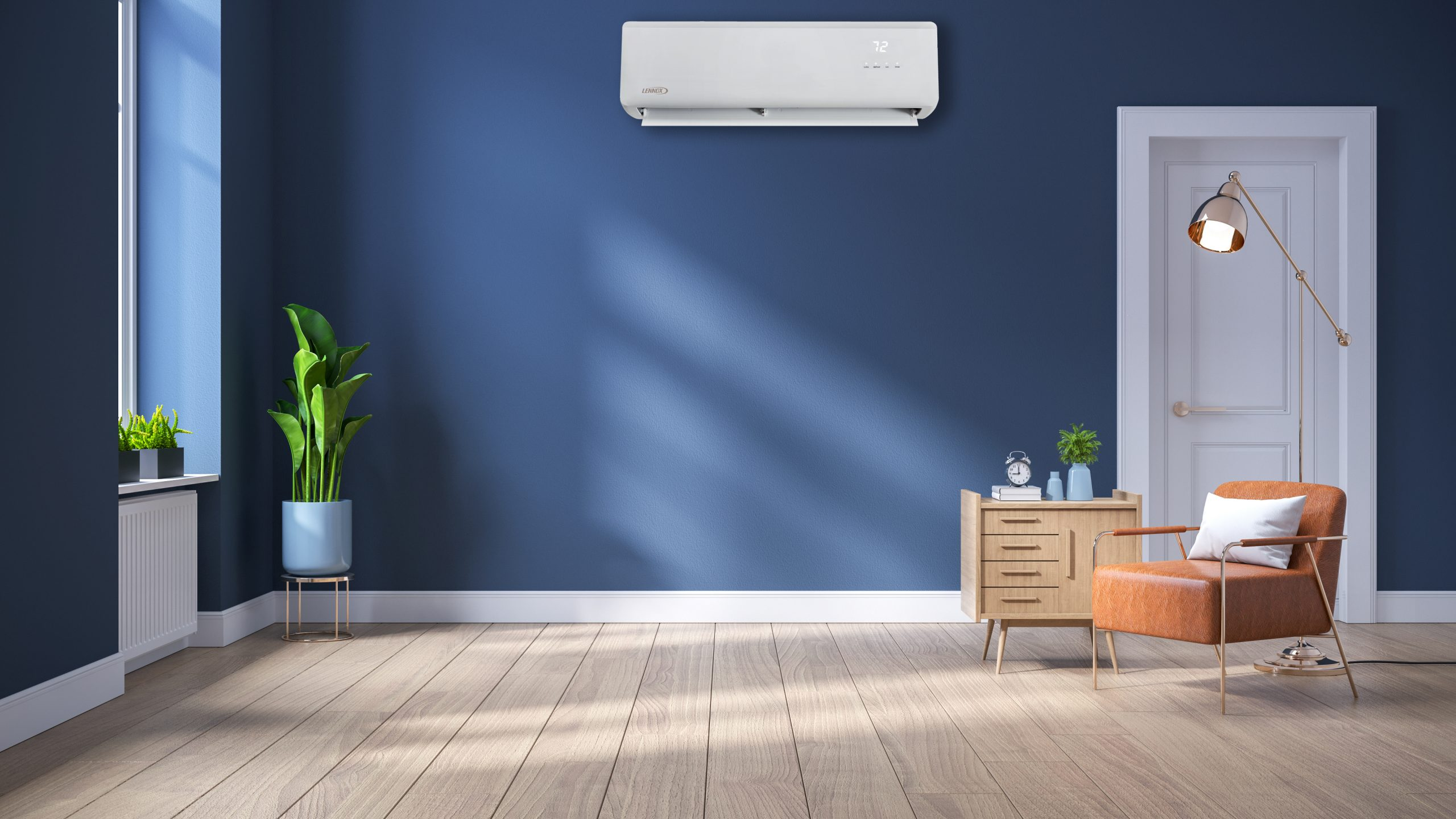Ductless-System